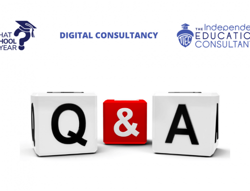 Live webinar – Q&A with a panel of Education Experts