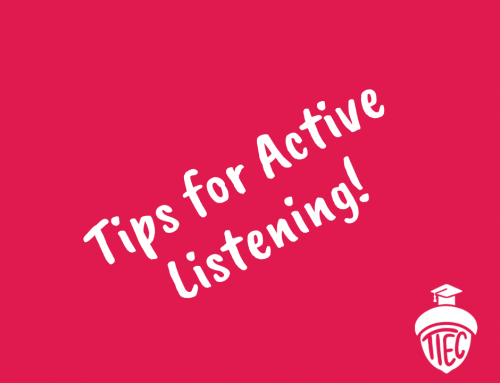 Active Listening for Parents